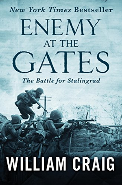 Enemy at the Gates: The Battle for Stalingrad Book Cover