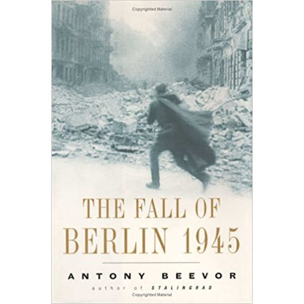 The Fall of Berlin 1945 Book Cover