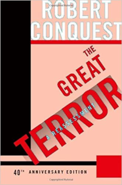The Great Terror: A Reassessment 40th Anniversary Edition Book Cover