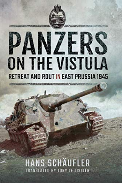 Panzers on the Vistula Book Cover